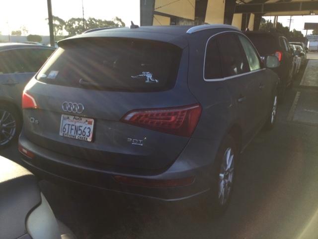 Audi Q5 2012 price $8,050