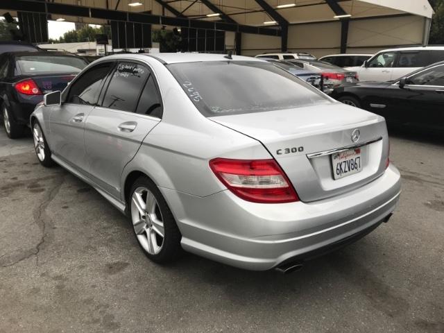 Mercedes-Benz C-Class 2010 price $6,650