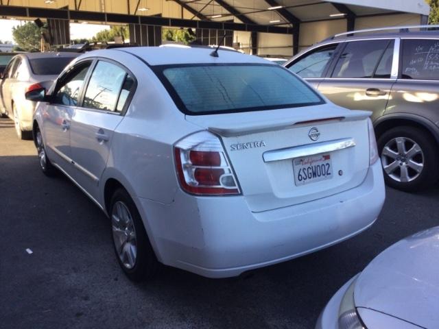Nissan Sentra 2011 price $3,950