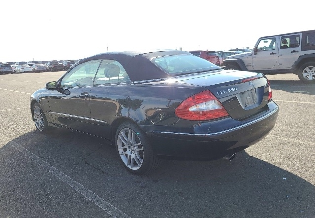 Mercedes-Benz CLK 2009 price $8,650