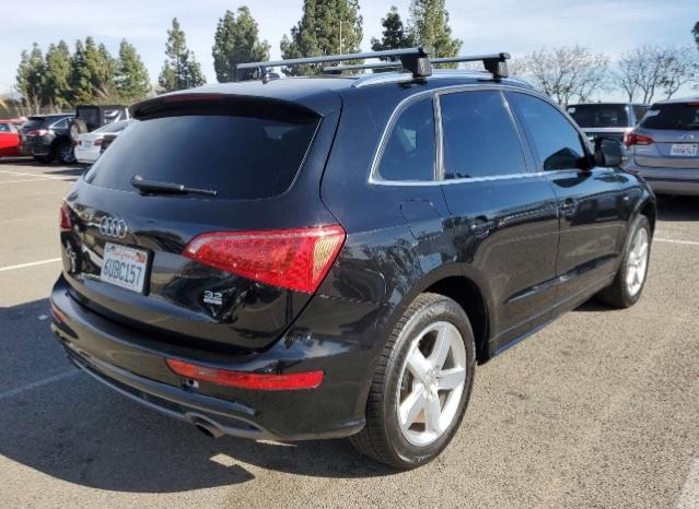Audi Q5 2012 price $8,650