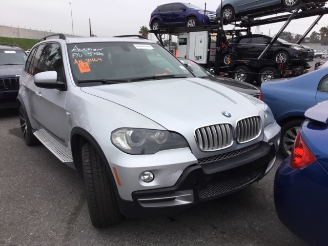 BMW X5 2008 price $9,450