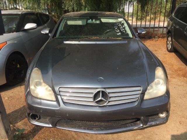 Mercedes-Benz CLS 2008 price $6,450