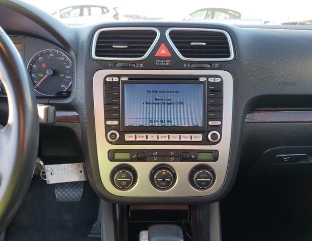 Volkswagen Eos 2008 price $4,850