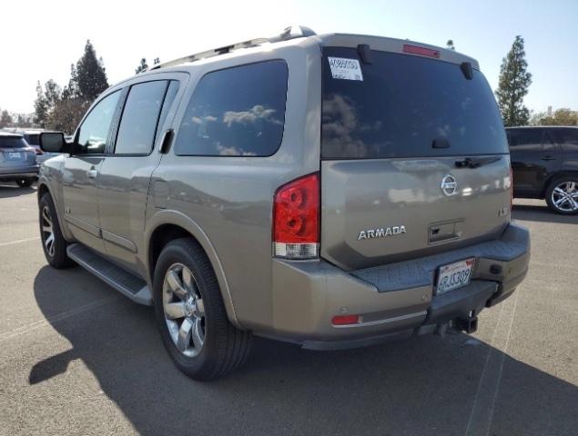 Nissan Armada 2008 price $5,150