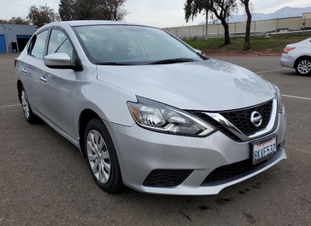 Nissan Sentra 2019 price $12,150