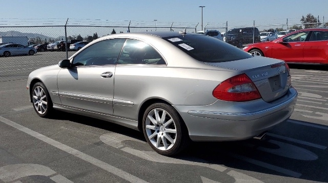 Mercedes-Benz CLK 2007 price $5,050