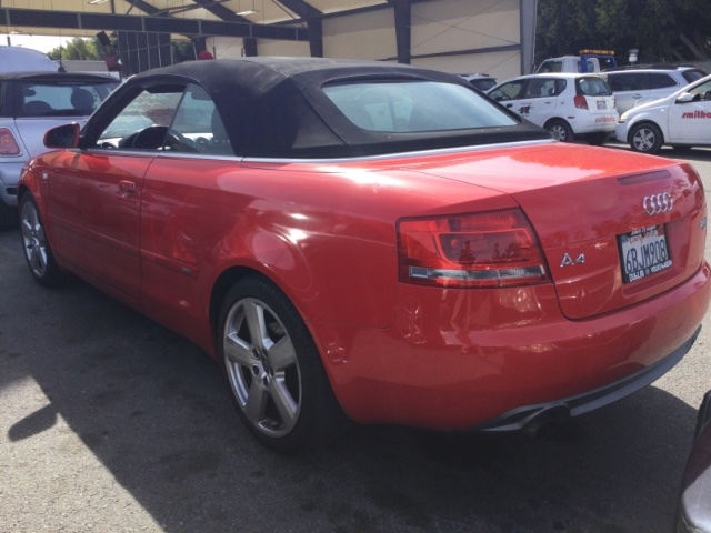 Audi A4 2007 price $3,850