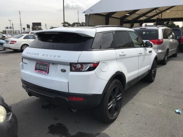 Land Rover Range Rover Evoque 2014 price $15,050
