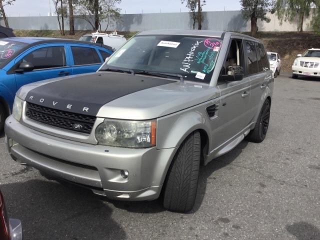 Land Rover Range Rover Sport 2010 price $9,150