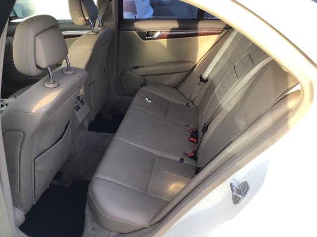 Mercedes-Benz C-Class 2009 price $6,450
