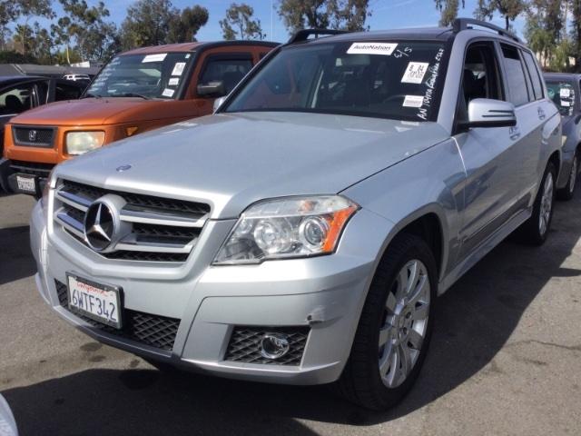 Mercedes-Benz GLK 2012 price $9,050