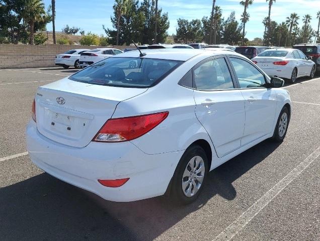 Hyundai Accent 2016 price $8,150