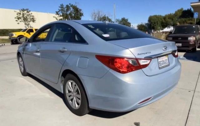 Hyundai Sonata 2012 price $5,950