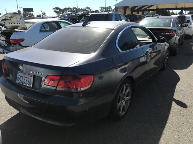 BMW 3 Series 2007 price $4,450