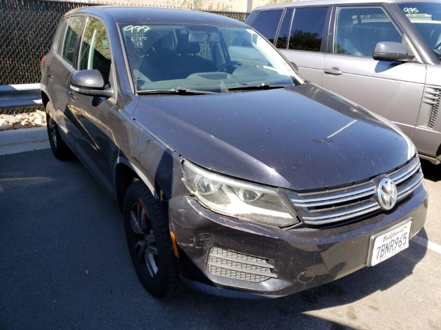 Volkswagen Tiguan 2013 price $7,150