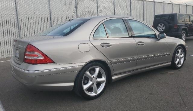 Mercedes-Benz C-Class 2005 price $3,350