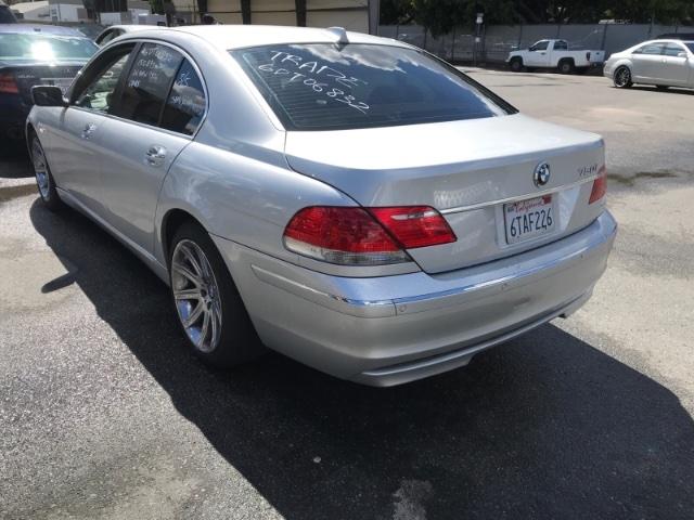 BMW 7 Series 2006 price $4,050
