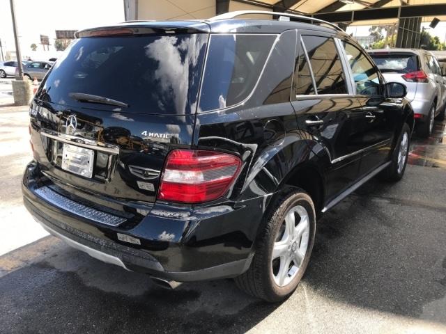 Mercedes-Benz M-Class 2008 price $6,550