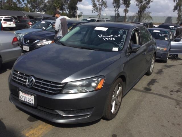 Volkswagen Passat 2012 price $5,950