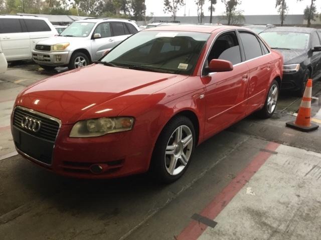 Audi A4 2007 price $4,550