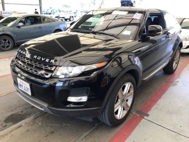 Land Rover Range Rover Evoque Coupe 2013 price $15,350