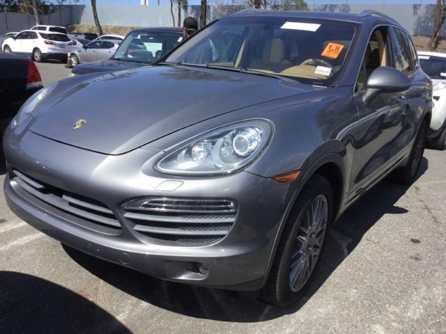 Porsche Cayenne 2012 price $15,150