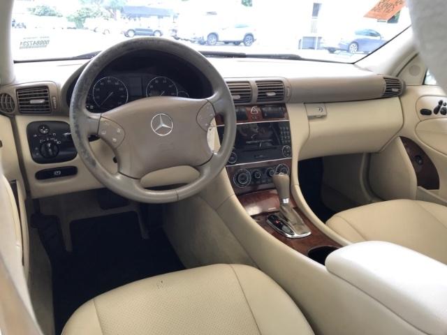 Mercedes-Benz C-Class 2007 price $4,350