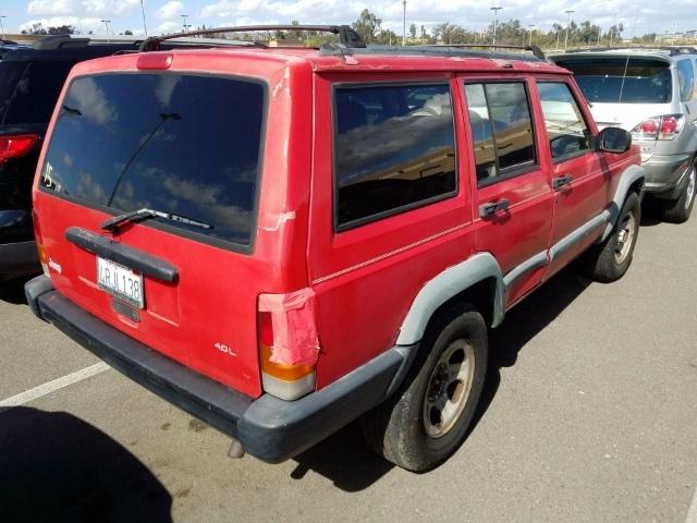 Jeep Cherokee 1997 price $3,250