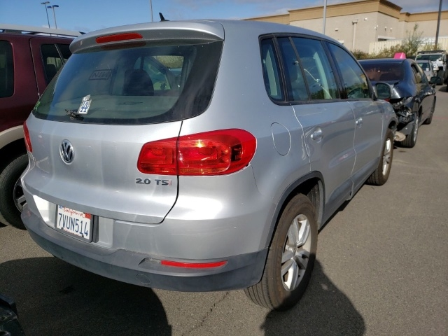 Volkswagen Tiguan 2013 price $7,250