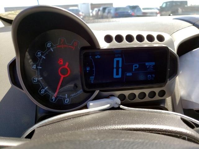 Chevrolet Sonic 2013 price $3,750
