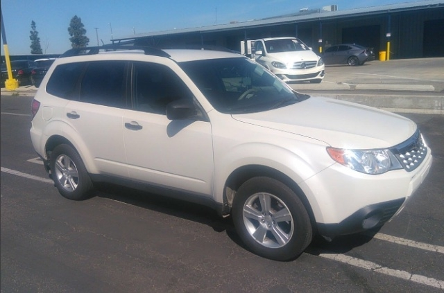 Subaru Forester 2013 price $7,450