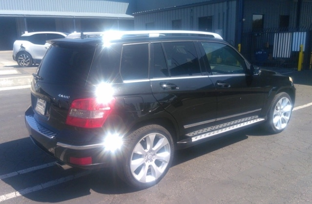 Mercedes-Benz GLK 2010 price $7,650