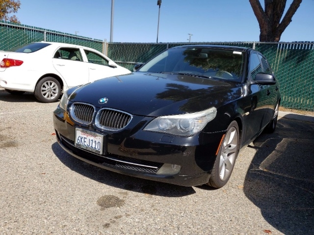 BMW 5 Series 2010 price $7,450
