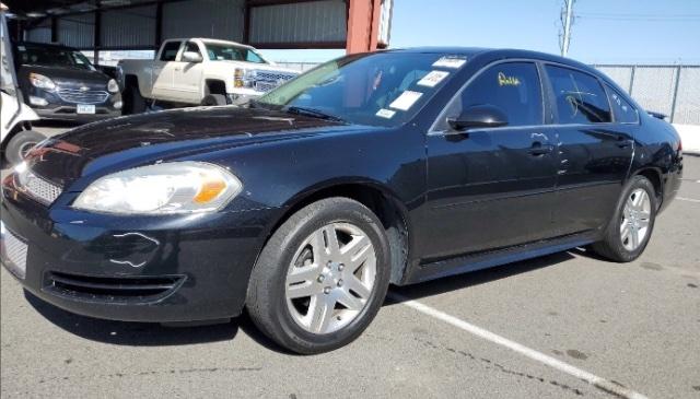 Chevrolet Impala 2013 price $6,450