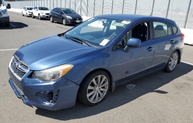 Subaru Impreza 2012 price $4,950
