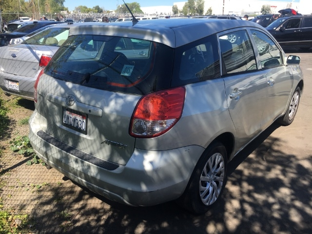 Toyota Matrix 2003 price $3,750