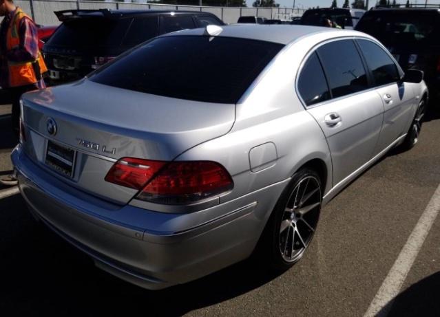BMW 7 Series 2007 price $5,250