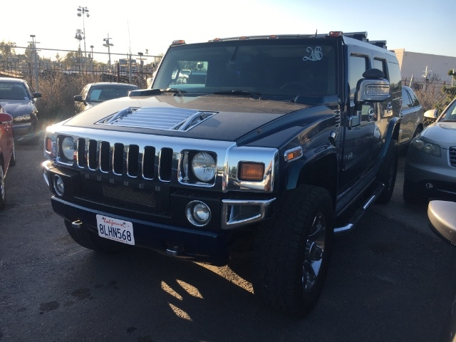 HUMMER H2 2008 price $13,550