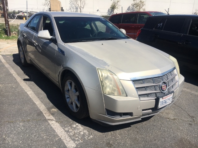 Cadillac CTS 2008 price $5,350