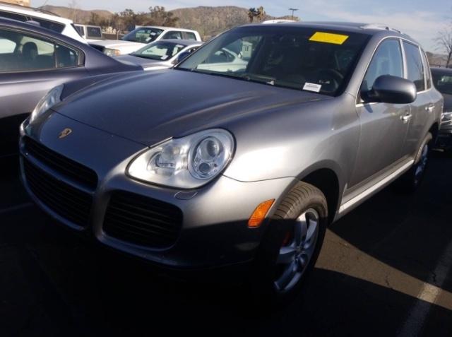 Porsche Cayenne 2005 price $8,850