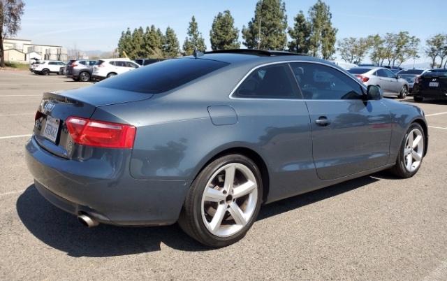 Audi A5 2009 price $6,750