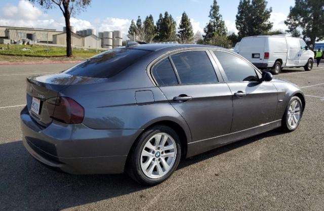 BMW 3 Series 2006 price $4,050