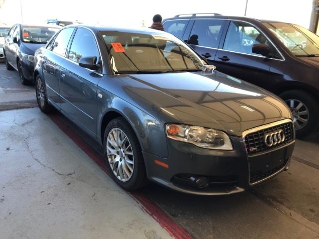 Audi A4 2008 price $5,450