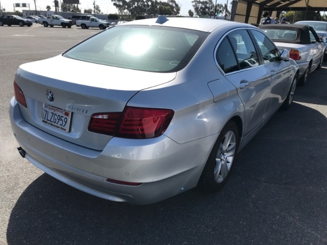 BMW 5 Series 2012 price $8,750