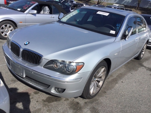 BMW 7 Series 2007 price $6,350