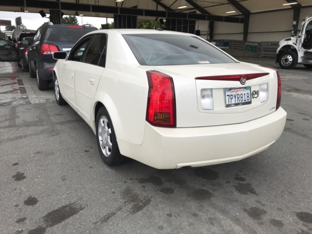 Cadillac CTS 2004 price $4,050