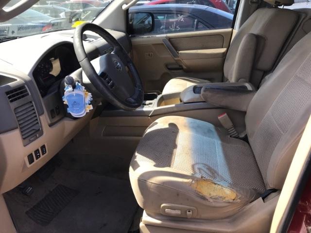 Nissan Armada 2005 price $5,050