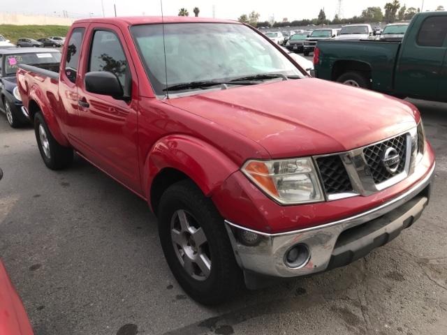 Nissan Frontier 2007 price $5,750