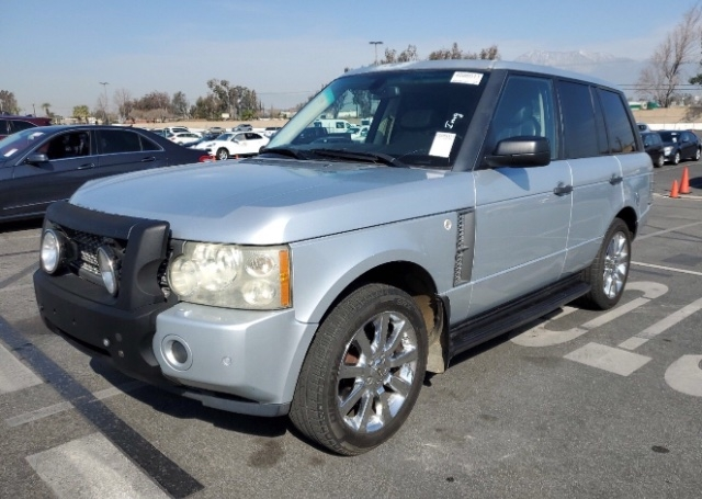 Land Rover Range Rover 2006 price $5,450